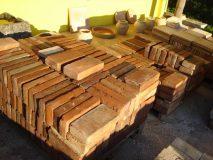 tijolo burro antigo 29x145x6 cm